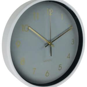 Grey Wall Clocks