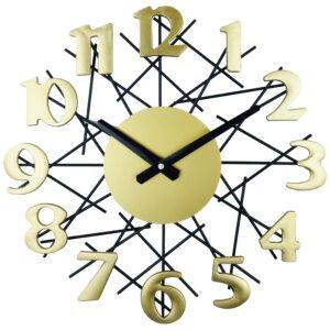 Gold Wall Clocks