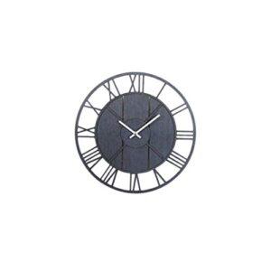 Vosarea Vintage Metal Wall Clock
