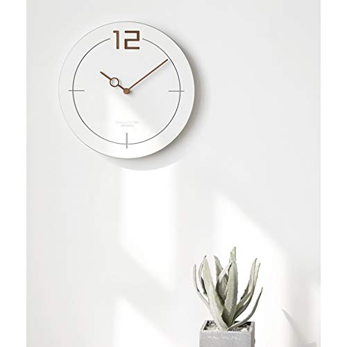 Zphwh Multifunction Round Wall Clock