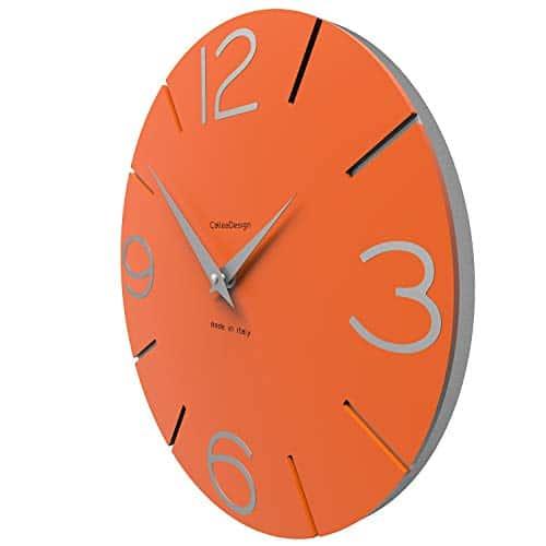 CalleaDesign - Wall Clock Smile