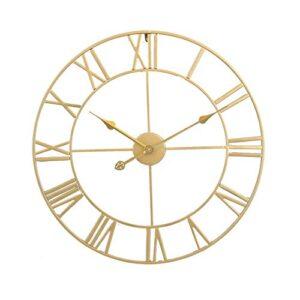 Roman Retro Large Wall Clock