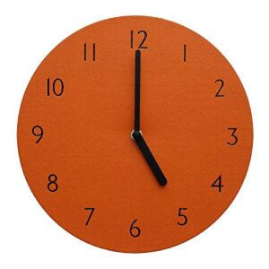 Thehaki Decorative Silent Wall Clock