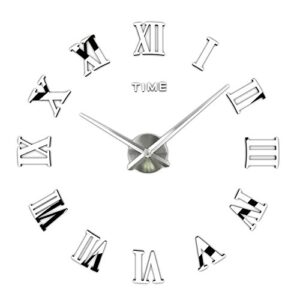 Forusky Large Roman Numeral Wall Clock
