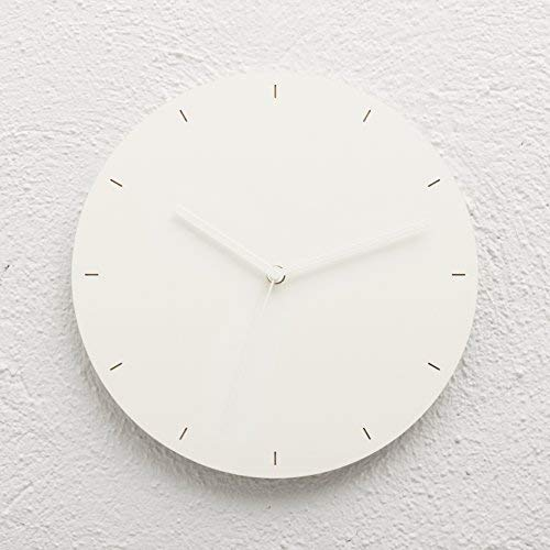 Clokk 1-WS White Wall Clock