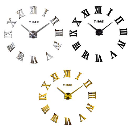 Museourstyty Large Wall Clock