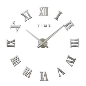 FAS1 Modern Large Wall Clock