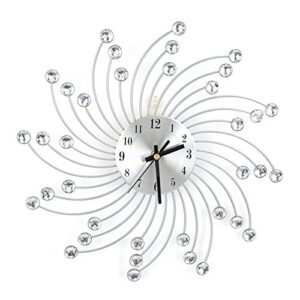 Greensen Metal Wall Clock