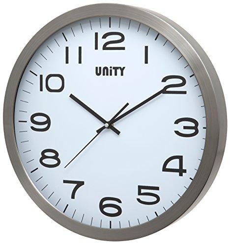 Unity Manhattan Metal Wall Clock