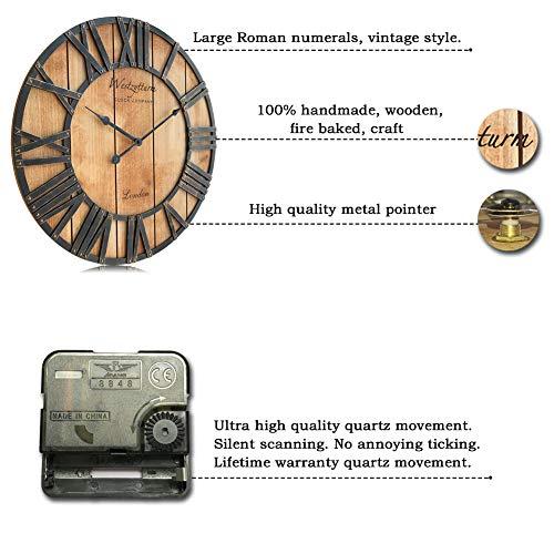 Westzytturm Vintage Wall Clock