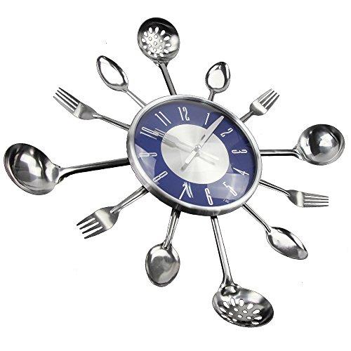 """Timelike 18"""" Wall Clock"""