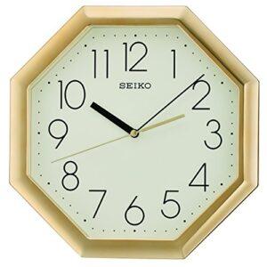 Seiko Octagon Wall Clock
