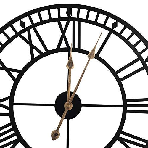 Toktekk European Roman Numerals Wall Clock