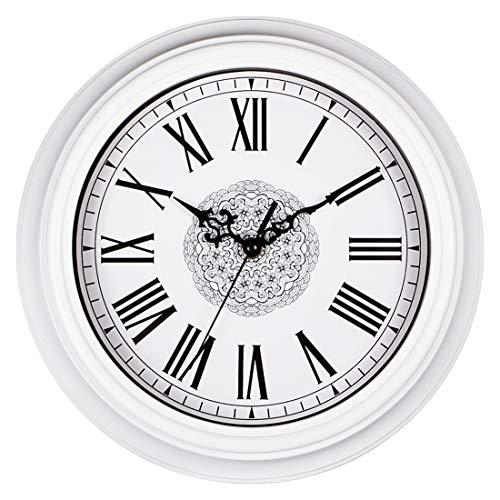 Topkey 12 Inch Wall Clock