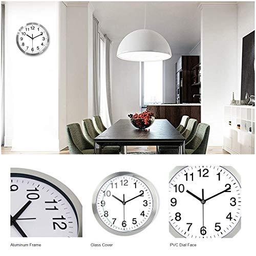 12 Inch Wall Clock