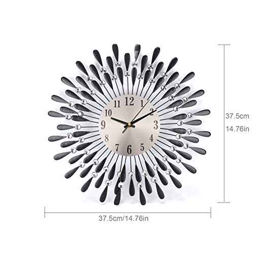 Xpork Round Wall Clock