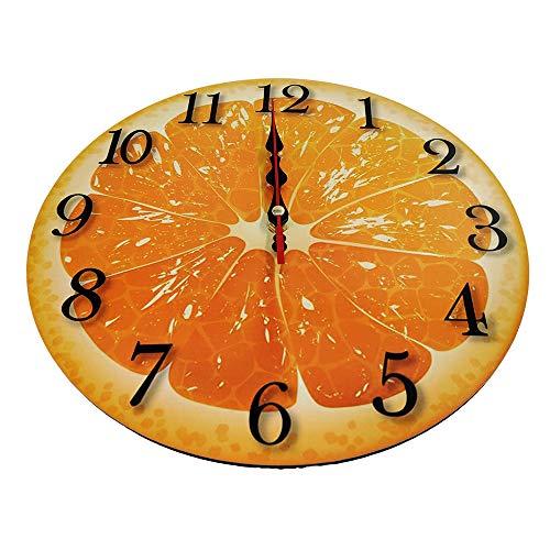 LOHAS Home 30cm Round Wall Clock