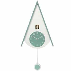 Acctim Isky Chalet Style Wall Hanging Cuckoo Clock with Pendulum by