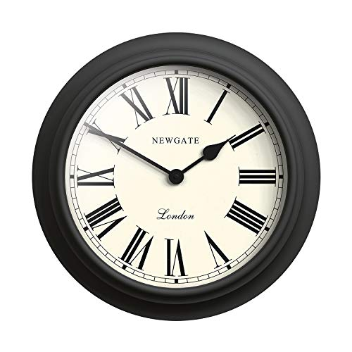 NEWGATE® The Westhampton Extra Large Decorative Wall Clock Perfect for Kitchen/Home/Living Room/Office Roman Numerals 50cm