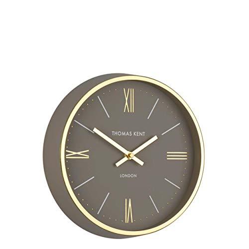 Thomas Kent 10'' Hampton Wall Clock Taupe