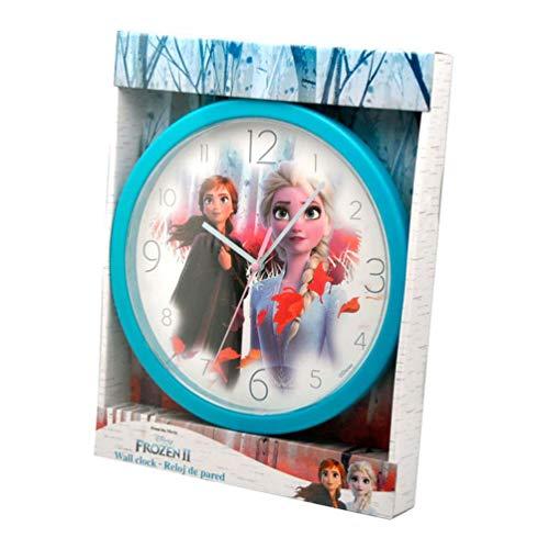 Disney Wall Fireplace Clocks Home Decor Unisex Adult, Multi-Coloured (Multi-Coloured), one size