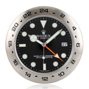 HAOYUN ROLEX Wall Clock with Silent Movement EXPLORER II